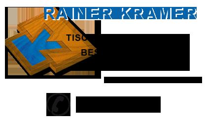 Tischlereimeister Rainer Kramer